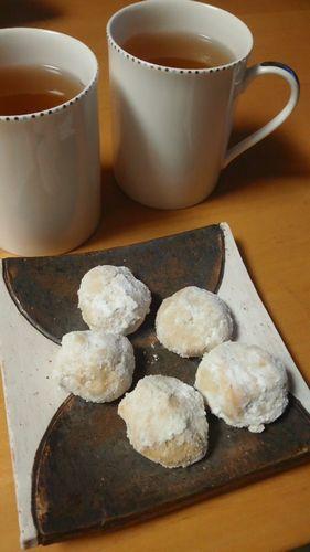 ナッツのクッキー by nekotano