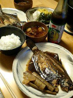 まこがれいの煮付け by nekotano