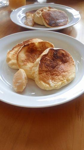 パンケーキ by nekotano