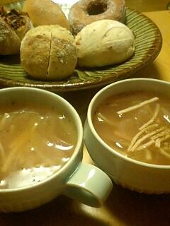 玉ねぎとハムのスープ by nekotano