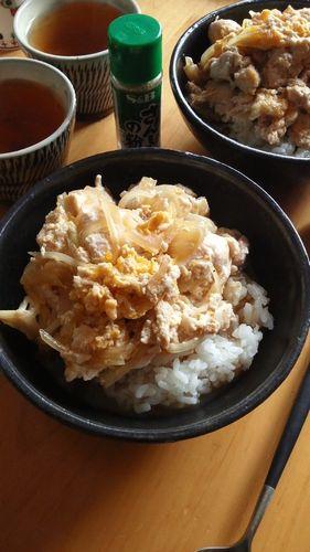 親子丼 by nekotano