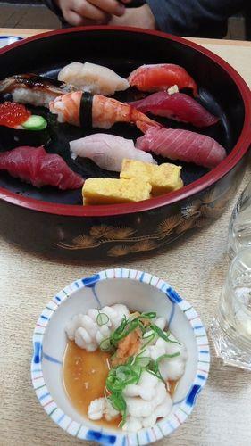 寿司銀 by nekotano