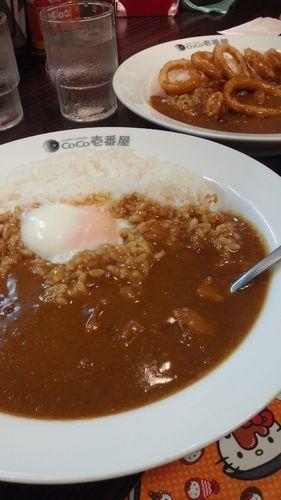 CoCo壱番屋 by nekotano